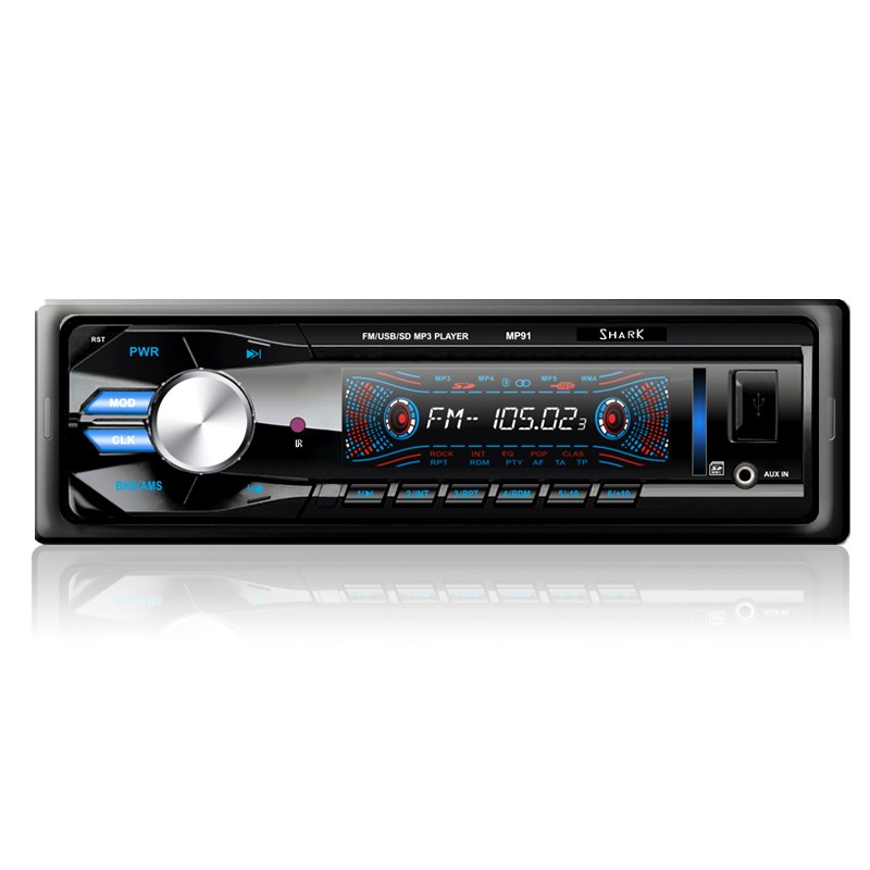MP91 Car Radio MP3 with USB & SD  GIGA MP3