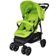 ST560 - CROWN Kinderwagen Buggy Sport Jogger  Farbe:  Grün