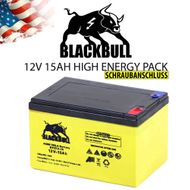 Blackbull 12V 15AH Akku Zyklenfest XXL Screw -PRO-