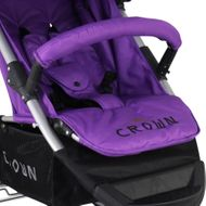ST712  CROWN Kinderwagen Buggy Sport Jogger  Farbe:  PURPLE Bild 2