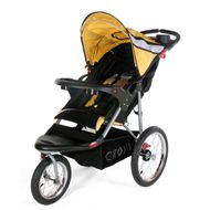 ST920 Travel System YELLOW CROWN Single Kinderwagen JOGGER Neuestes Modell 2018