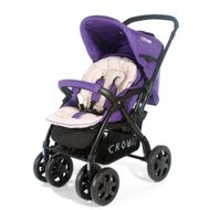 B-WARE  ST528 Kinderwagen Buggy Sport 4-Rad - DUAL WAY Farbe: PURPLE