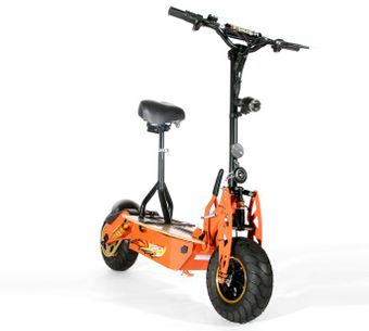 FORCA Evoking III 45km/h Scooter Sonderlack ORANGE
