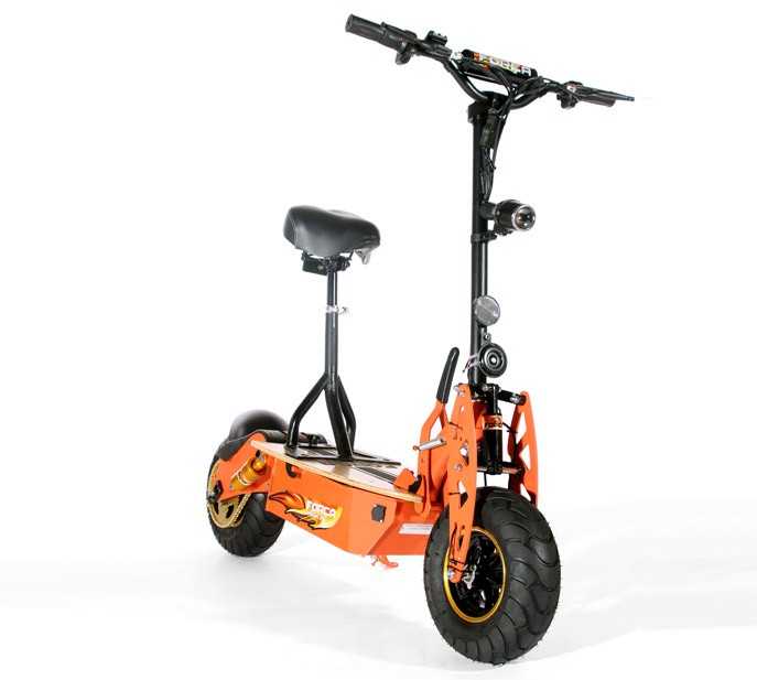FORCA EVOKING-1600 ElektroScooter EEC
