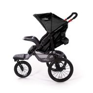 "CROWN ""ST915"" Single-Kinderwagen/Jogger Schwarz Bild 6"