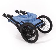 "CROWN ""ST915"" Single-Kinderwagen/Jogger Blau Bild 4"