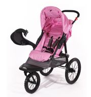 "CROWN ""ST915"" Single-Kinderwagen/Jogger Pink Bild 2"