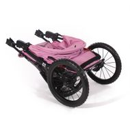 "CROWN ""ST915"" Single-Kinderwagen/Jogger Pink Bild 4"