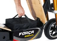 FORCA Bossman-S Pro Black-Gold E-Scooter mit 40AH Lithiumakku Bild 5