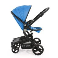 CROWN ST850 Kinderwagen Travel System Blau Bild 2
