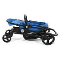 CROWN ST850 Kinderwagen Travel System Blau Bild 4