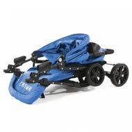 CROWN ST570 Kinderwagen - Sport Buggy Blau Bild 3