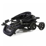 CROWN ST570 Kinderwagen - Sport Buggy Black Bild 3