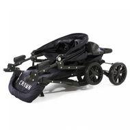 CROWN ST570 Kinderwagen - Sport Buggy Black Bild 3