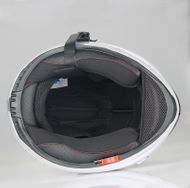 """Helm/Integralhelm """"Dual Visier"""" SZ-FF007 Matt-Schwarz Gr. L Bild 4"""