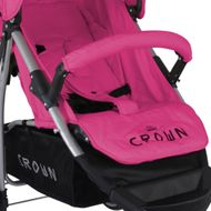 ST712  CROWN Kinderwagen Buggy Sport Jogger  Farbe:  PINK