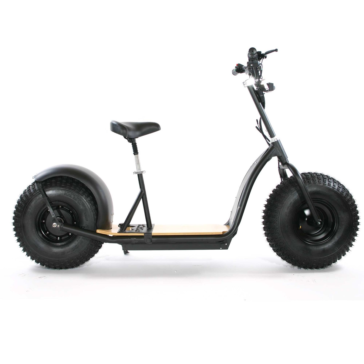 "FORÇA KNUMO 48V 1000W SXX FAT-WHEEL E-SCOOTER MIT ""ALLROUND""-REIFENPROFIL"