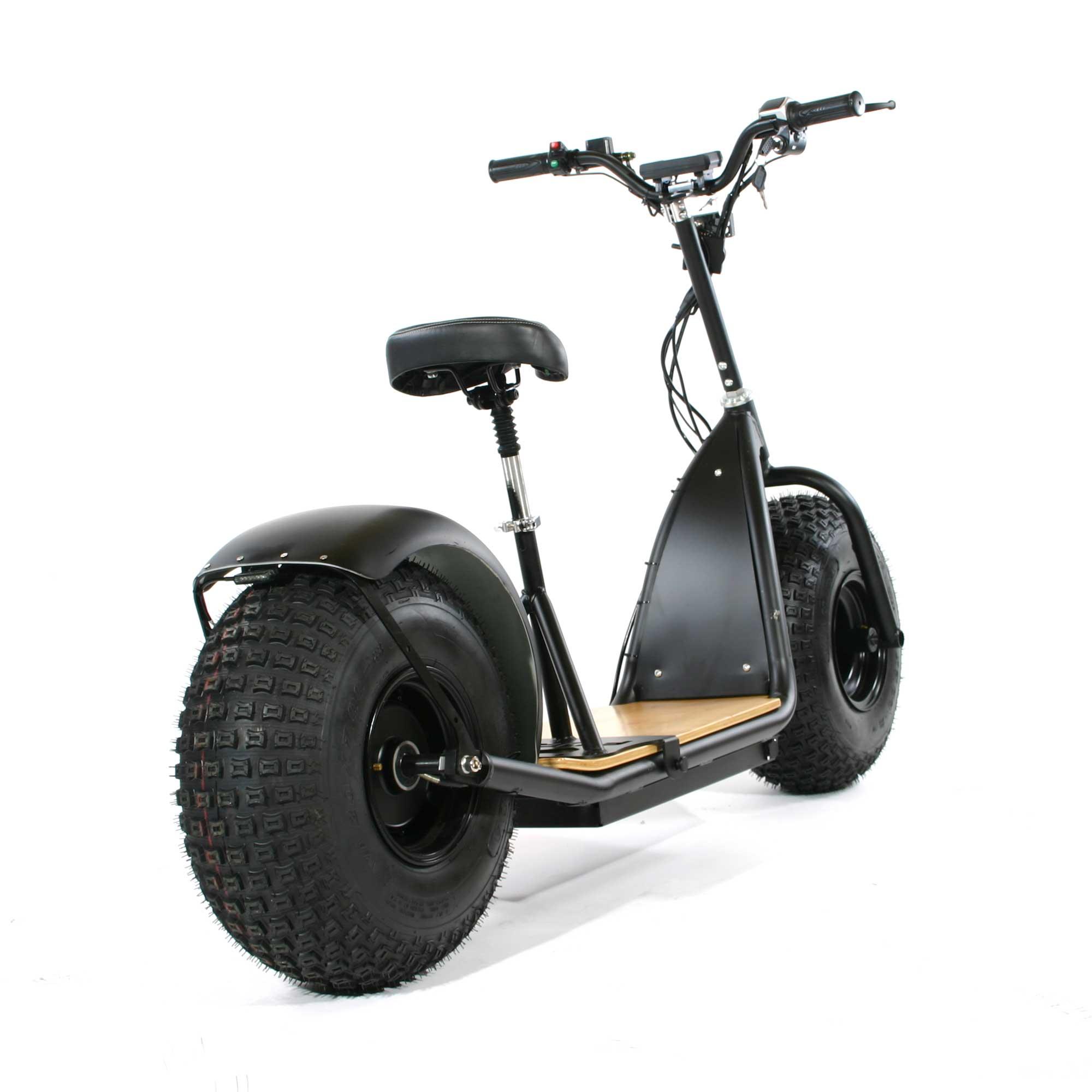 forca knumo 48v 1000w sxx fat wheel e scooter mit cruise reifenprofil e scooter. Black Bedroom Furniture Sets. Home Design Ideas