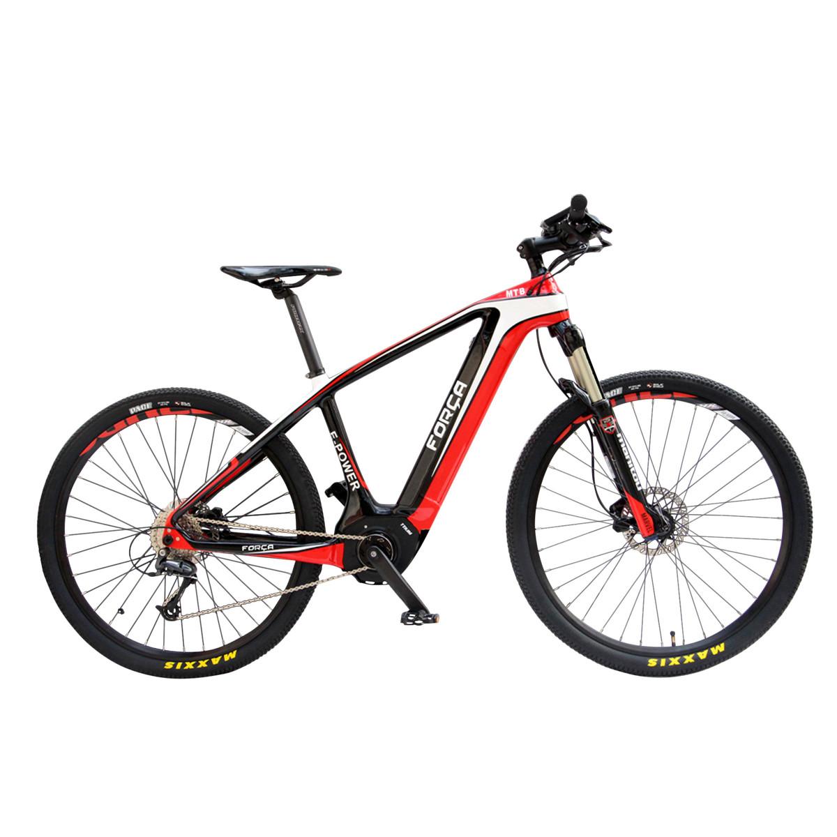 FORÇA E-Bike Karbon 27,5er Hardtail Mountainbike