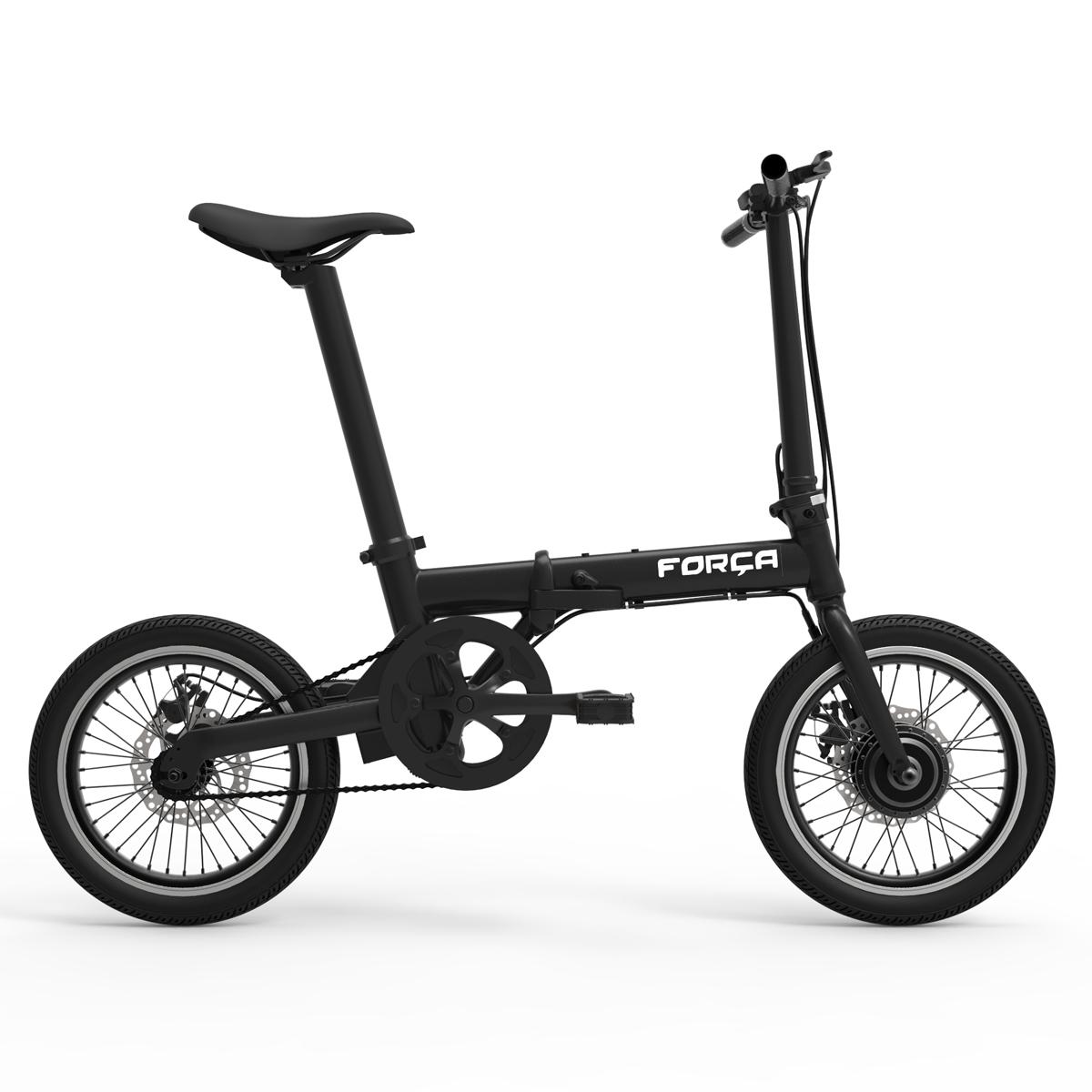 "FORÇA E-Bike FOLIBIKE 16"" Faltfahrrad EBike"