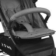 CROWN ST560 Kinderwagen Buggy Sport Jogger Farbe: Grau