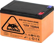 Blackbull 12V 15AH Akku Zyklenfest Silikon Gel -ENE- ORANGE ENERGY