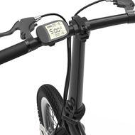 "FORÇA E-Bike FOLIBIKE 20"" Faltfahrrad EBike Black Bild 10"