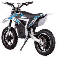 FORÇA XRT-500/24 Elektro-Dirtbike in Blau