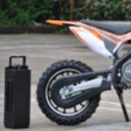FORÇA XRT-500/24 Elektro-Dirtbike in Blau Bild 4