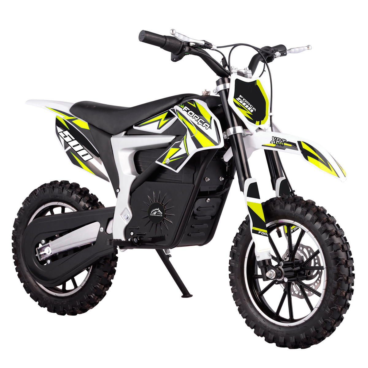 FORÇA XRT-500/24 Elektro-Dirtbike in Gelb