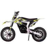 FORÇA XRT-500/24 Elektro-Dirtbike in Gelb Bild 4