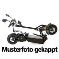 FORÇA CITYSPEEDSTER III 1800 WATT 45 KM/H ElektroScooter mit Strassenzulassung SCHWARZ Bild 10