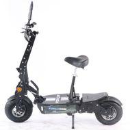 FORÇA Evoking IV Elektro-Scooter mit 15AH LithiumAkku 45km/h Topspeed in Schwarz Bild 6