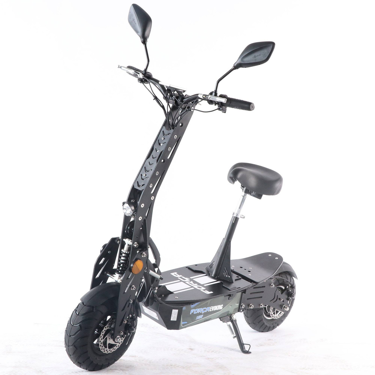 """FORCA Evoking 3.7 20km/h Scooter """"Black"""""""
