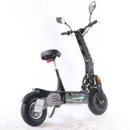 FORÇA Evoking IV Elektro-Scooter mit 40AH LithiumAkku 45km/h Topspeed in Schwarz Bild 3