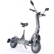 FORÇA Evoking IV Elektro-Scooter mit Doppelmotor 30AH LithiumAkku 45km/h Topspeed  Bild 6