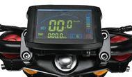 FORÇA Bossman-S II PRO Elektro-Scooter mit 20AH Lithium-Akku 48V 2100 W Straßenzulassung EEC 45km/h Topspeed Black´n´Blue