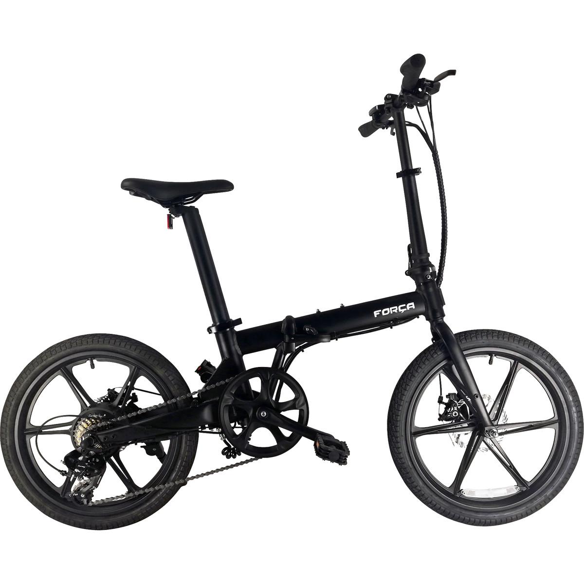"FORÇA E-Bike FOLIBIKE 20"" Faltfahrrad EBike Grey"