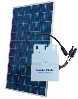 Mini PV Anlage 260 Watt – Bild 1