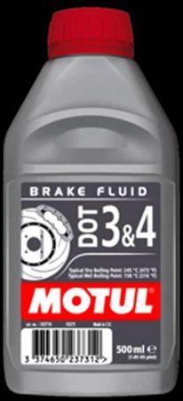 MOTUL DOT 3 & 4 Bremsflüssigkeit, 500ml