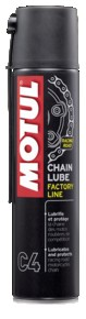 MOTUL MC CARE ™ C4 CHAIN LUBE FL, 400ml