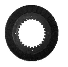 DISK, CLUTCH FRICTION, type Honda GX160, GX200 & GX270 (22201-822-610)