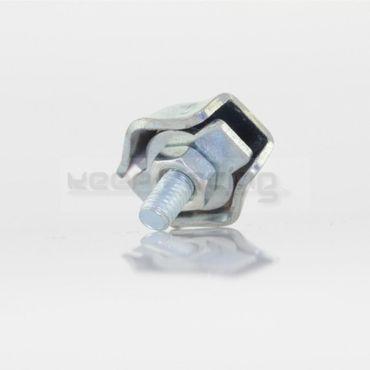 Seilklemme 3mm, für Bremsseil, Kupplungsseil