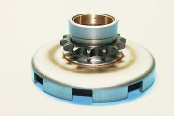 Antriebskettenrad komplett 14Z, (23120-889-750)