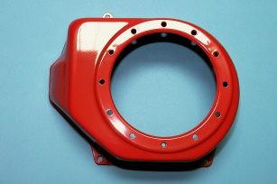 Deckel, Ventilator, GX160, (19610-ZE1-000ZF)