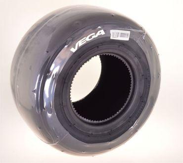 Reifen VEGA Slick XM Prime(medium), 4.60-10-5, für 130mm Felgen
