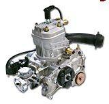 Motor IAME Parilla X30 125ccm, Set
