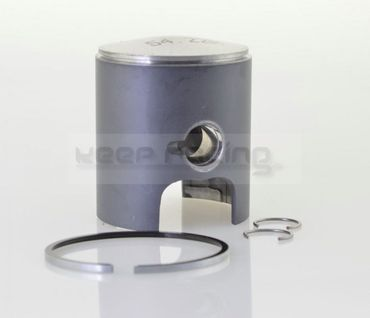 piston complet, ø 54, 12mm, rouge