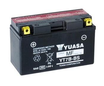 battery 12V, 6.5 Ah, YUASA