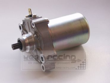 Anlasssermotor